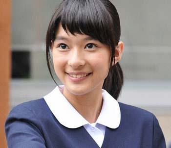 TBSドラマ『表参道高校合唱部』で主演の芳根京子