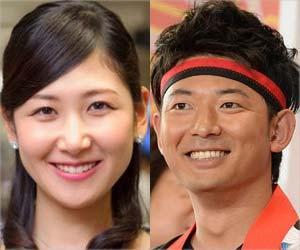 NHK桑子真帆アナとフジテレビ谷岡慎一アナ
