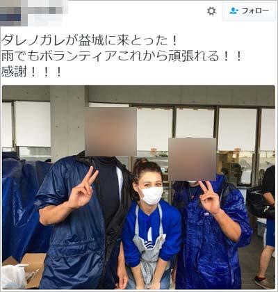 ダレノガレ明美が熊本地震の被災地で撮影者写真とツイート4