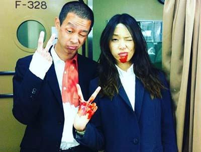 『SPEC』で共演した戸田恵梨香と加瀬亮