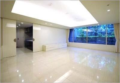 福山雅治が暮らしていた東京・渋谷の『グランツオーベル南平台』部屋全体