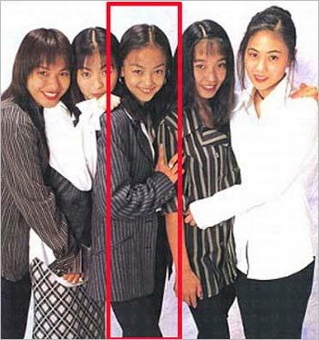 安室奈美恵とMAX(スーパーモンキーズ)のメンバー