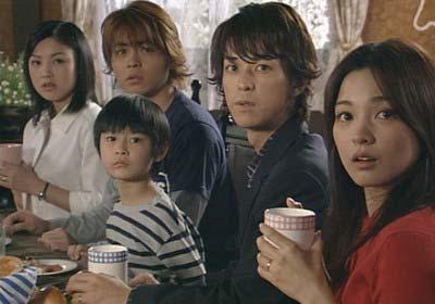 『ちゅらさん』に出演していた頃の小橋賢児