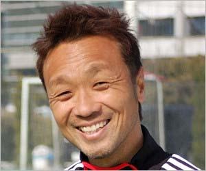 元サッカー日本代表・本田泰人が3度目の結婚! 相手は16歳年下の一般 ...