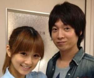 小倉優子と夫の菊池勲