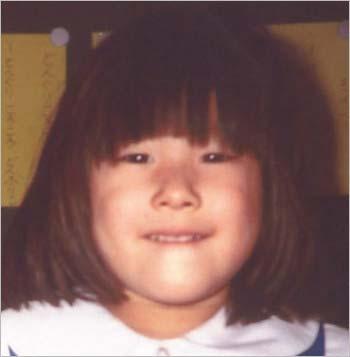 IMALUが幼少期の写真