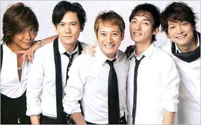 SMAPのメンバー