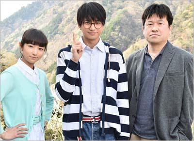 TBSドラマ『神の舌を持つ男』出演の木村文乃、向井理、佐藤二朗