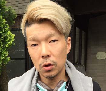 遠藤久美子の結婚相手・横尾初喜