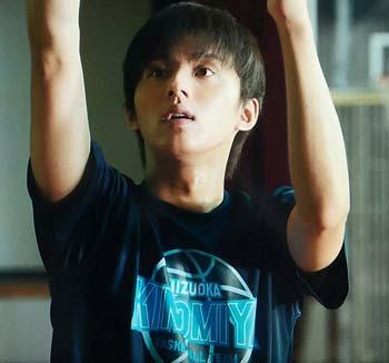 『バスケも恋も、していたい』で高校生役を演じた藤ヶ谷太輔