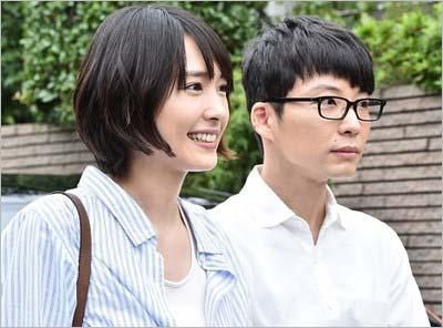 TBSドラマ『逃げるは恥だが役に立つ』で共演のガッキーと星野源