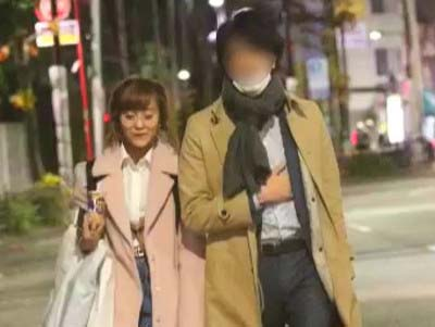 ℃-uteの萩原舞と彼氏のツーショット写真