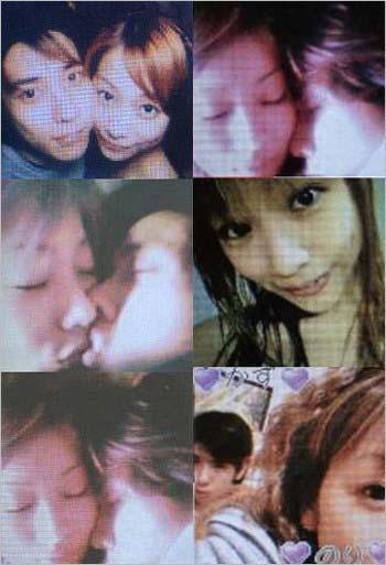 2003年にBUBKAに掲載された二宮和也と椎名法子のスキャンダル写真
