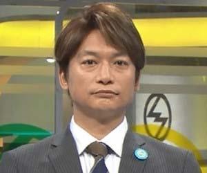 SMAPの香取慎吾