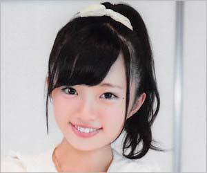 NGT48兼AKB48の中井りか
