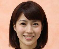 テレビ朝日の田中萌アナウンサー
