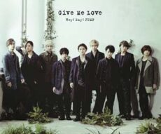 Hey! Say! JUMPのGive Me Love