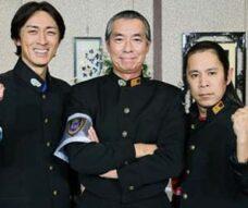 ゴチメンバーのナインティナインの矢部浩之、岡村隆史、柳葉敏郎