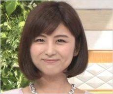 テレビ朝日の宇賀なつみアナウンサー