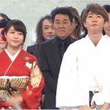 第67回NHK紅白歌合戦司会の有村架純と相葉雅紀