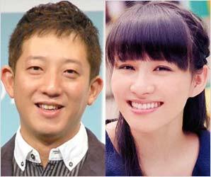 """サバンナ・高橋茂雄とPerfumeの""""あ~ちゃん""""こと西脇綾香"""