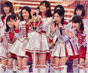 AKB48の紅白選抜メンバー