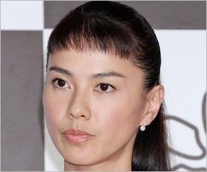 江角マキコ 前髪