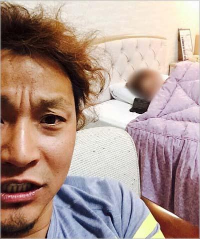 『週刊文春』掲載の越智大祐と元婚約相手の平石梢