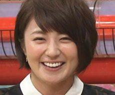 日本テレビ・久野静香アナウンサー