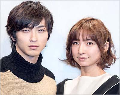 横浜流星と篠田麻里子
