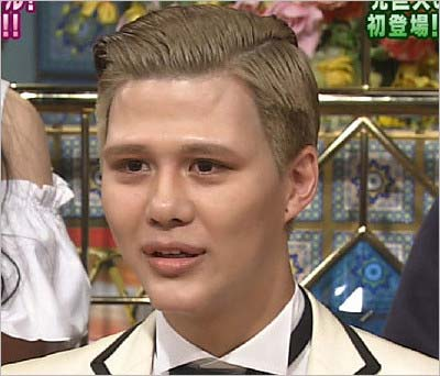 桑田真澄と息子でモデルのMattが、ビックリするほど似ていない!