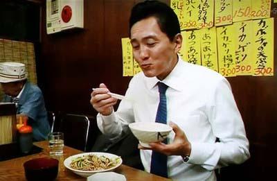 『孤独のグルメ』飯を食らう松重豊
