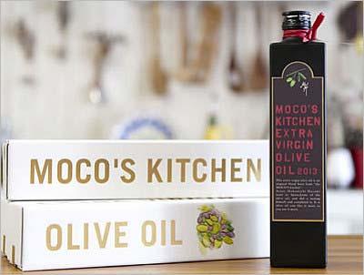 『MOCO'Sキッチン エキストラヴァージンオリーブオイル』