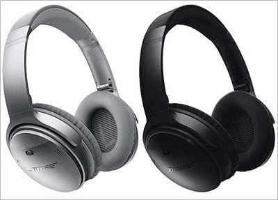 BOSEの「QuietComfort 35 wireless headphones」