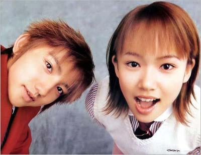 ユウキとソニン2人組時代のEE JUMP