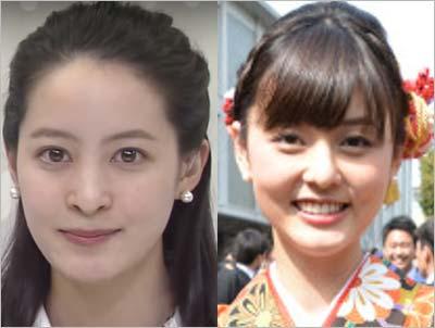 日本テレビ入社の後呂有紗アナ&佐藤梨那アナ