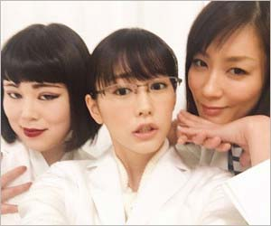 ドラマ『人は見た目が100パーセント』出演のブルゾンちえみ、桐谷美玲、水川あさみ
