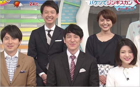 ZIPに生出演したココリコ田中直樹