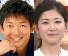 フジテレビ谷岡慎一アナ&NHK桑子真帆アナ