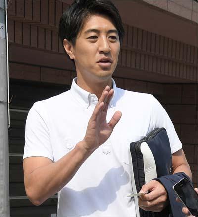 『週刊女性』の直撃取材を受けたフジテレビ・田中大貴アナウンサー