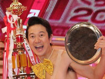 『R-1ぐらんぷり2017』優勝のアキラ100%