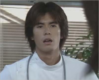 2001年当時の伊藤英明