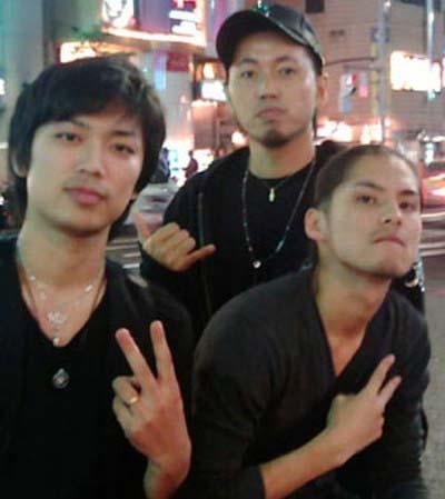 宮尾祥慈、元NEWS・草野博紀、草野博紀の親友で『six☆star』デザイナーのFUKUTARO