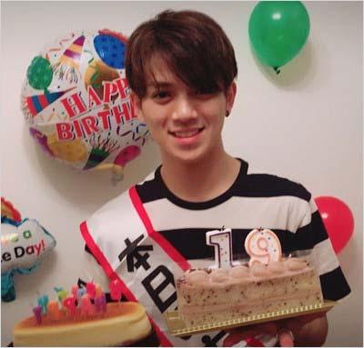 宮近海斗の誕生日パーティー流出