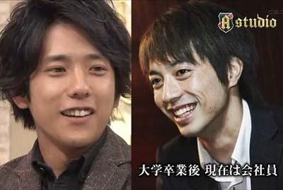 2010年10月15日放送『A-Studio』に出演した元ジャニーズJr.の小原裕貴