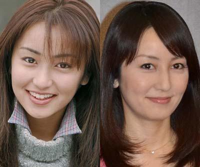 矢田亜希子の現在と昔の比較写真