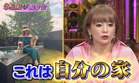 7月5日放送の『今夜くらべてみました』出演の浜崎あゆみが公開した自宅屋上