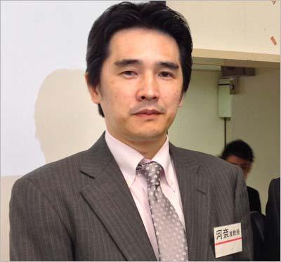 松田聖子の夫・河奈裕正