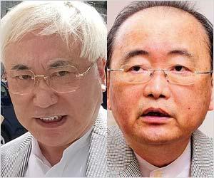 高須克弥院長と浅野史郎