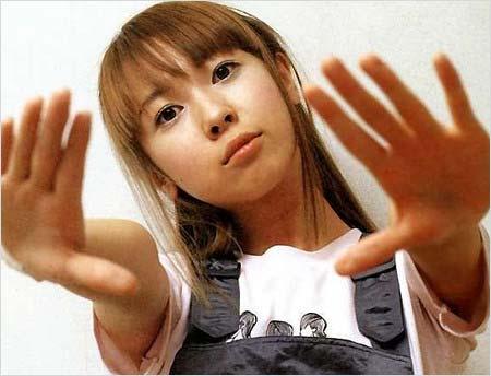 the brilliant green・川瀬智子がデビューした頃の顔写真